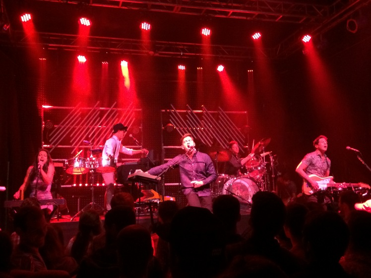 St. Lucia at Headliners
