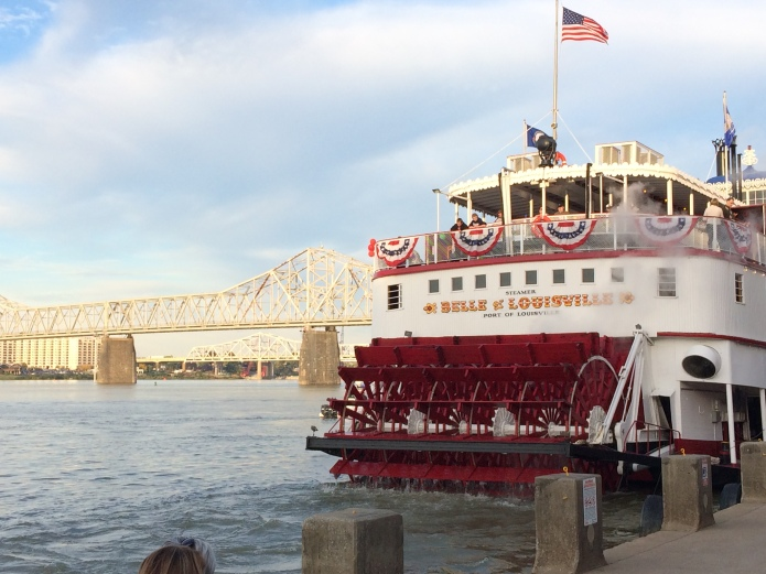 Belle of Louisville's 100th Birthday