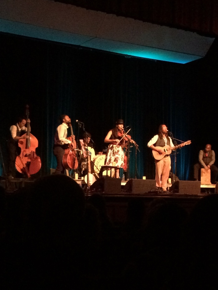 Carolina Chocolate Drops at Clifton Center
