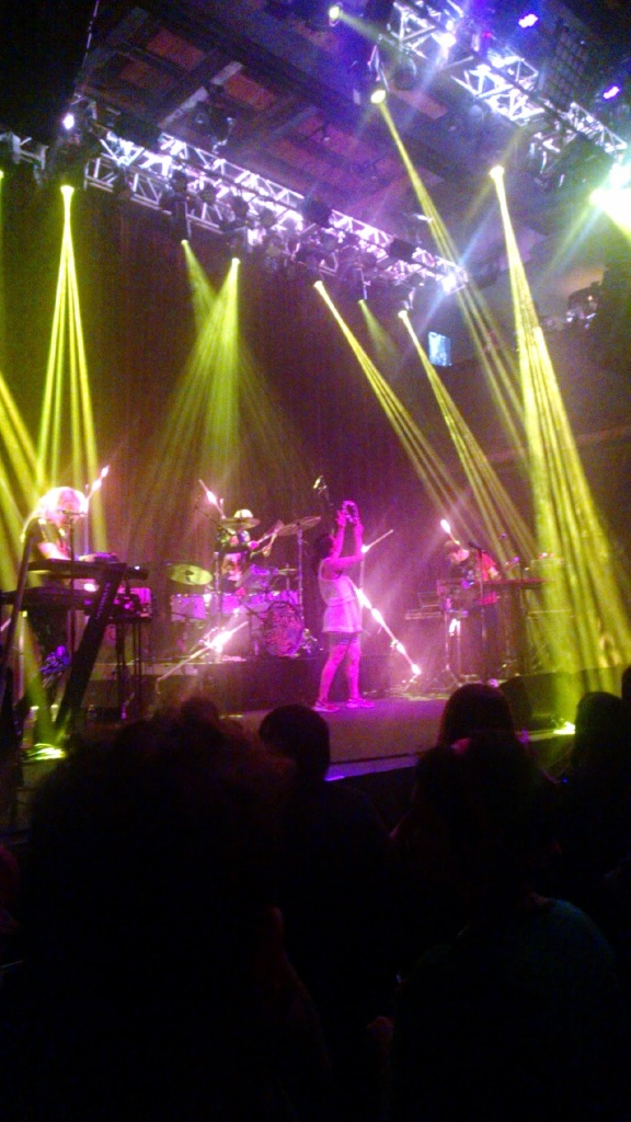Little Dragon at The Mercury Ballroom