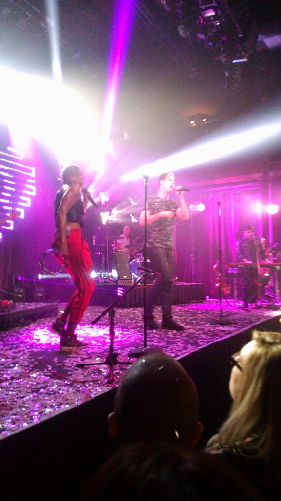 Fitz And The Tantrums at The Mercury Ballroom