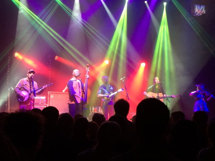 Yonder Mountain String Band at Mercury Ballroom