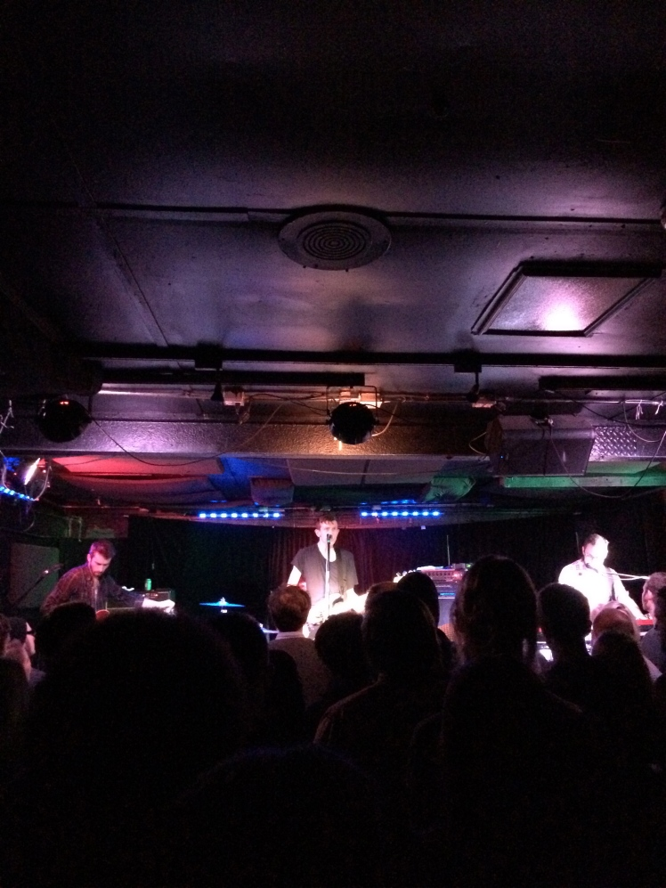 Tokyo Police Club at The New Vintage