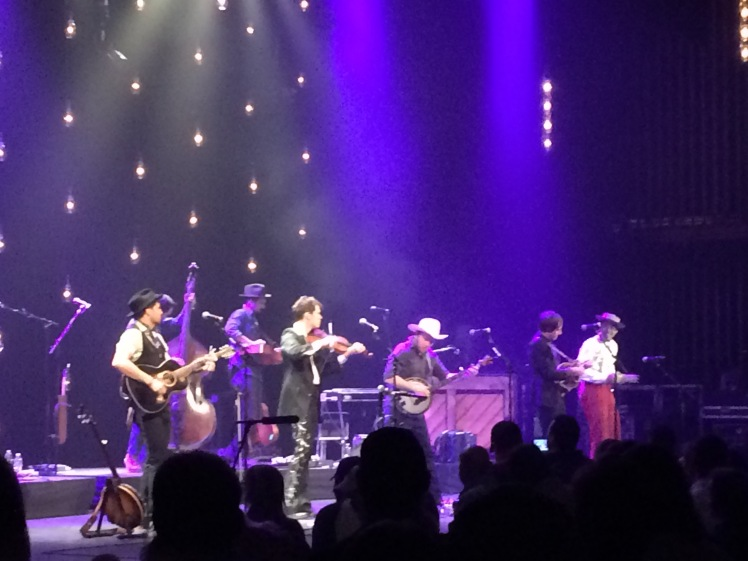 OCMS with Dom Flemons at Louisville Palace