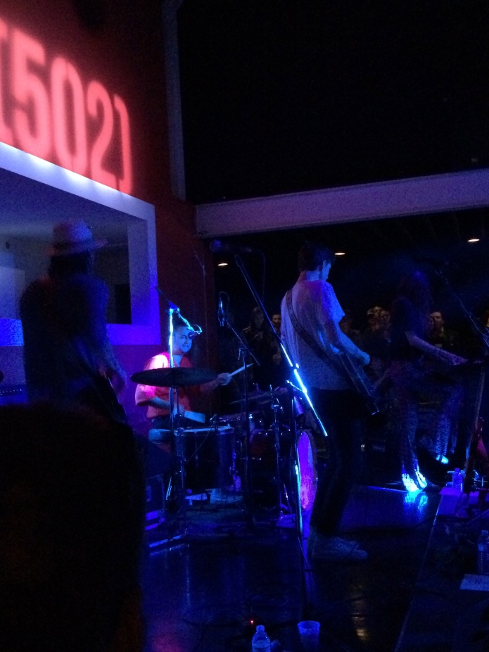 Houndmouth at Do502 Launch Party