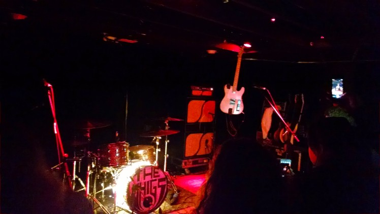 The Whigs at Zanzabar