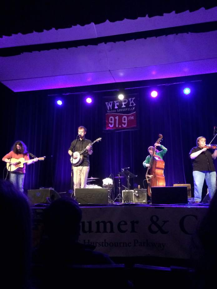 Kyle James Hauser at Clifton Center for Winter Wednesday