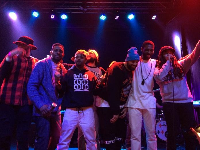 Louisville Hip Hop Showcase at Headliners