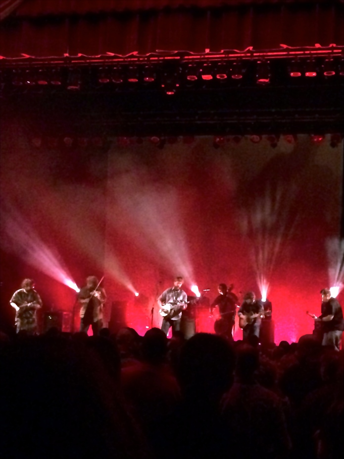 Trampled by Turtles at the Brown Theater