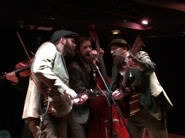 The Misty Mountain String Band at Zanzabar