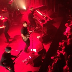 Cold War Kids at Mercury Ballroom