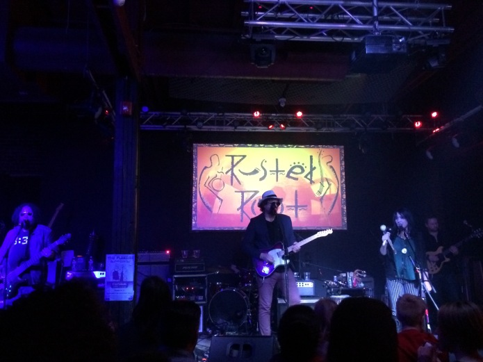 Rusted Root at Diamond's
