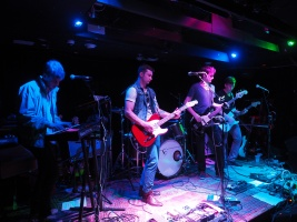 Stereo Empire at Zanzabar