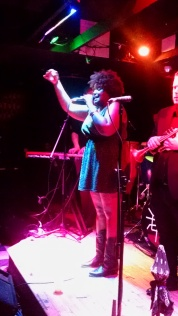 Kam Franklin and The Suffers