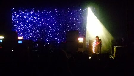 Ryan Adams at The Iroquois Amphitheater