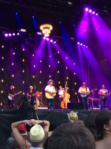 Old Crow Medicine Show At Shaky Knees 2015