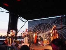 Pokey LaFarge at Waterfront Wednesday