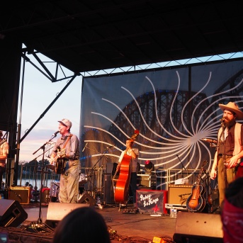 Pokey LaFarge at Waterfront Wednesday