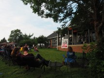 A Lion Named Roar at the Foxhollow Farm Summer Sunset concert series