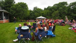 Foxhollow Farm Summer Sunset concert series