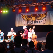Frank Solivan & Dirty Kitchen at ROMP 2015