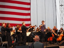 Louisville Orchestra Waterfront 4th