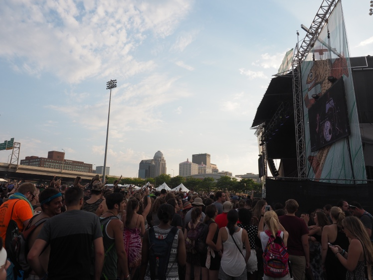 Forecastle 2015 Day 1