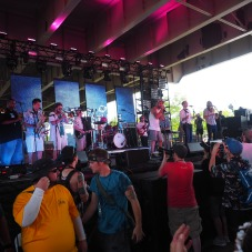 Dr. Dundiff & Friends at Forecastle 2015