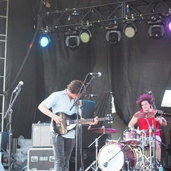 Twin Peaks at Forecastle 2015