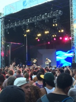 Sylvan Esso at Lollapalooza