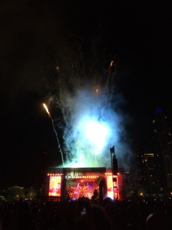 Paul McCartney at Lollapalooza