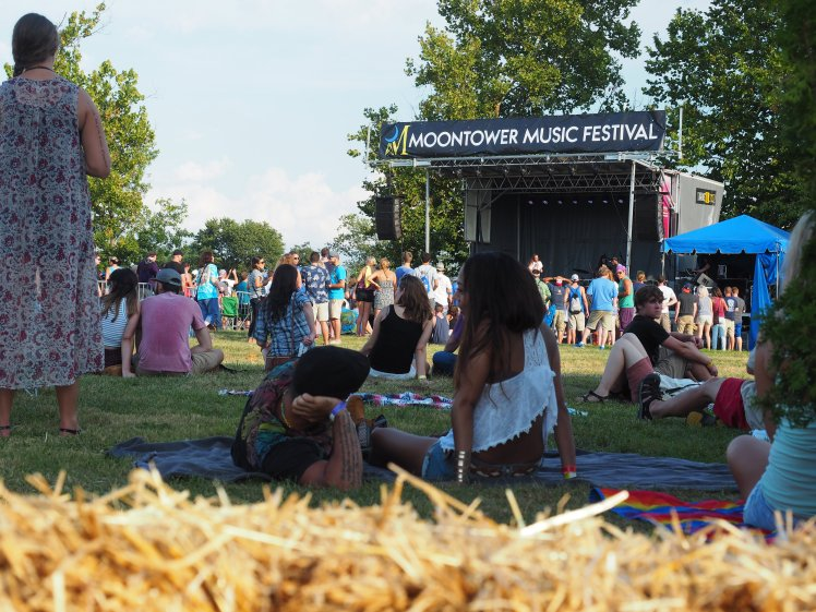 MoonTower Music Festival at Masterson Park, Lexington, KY