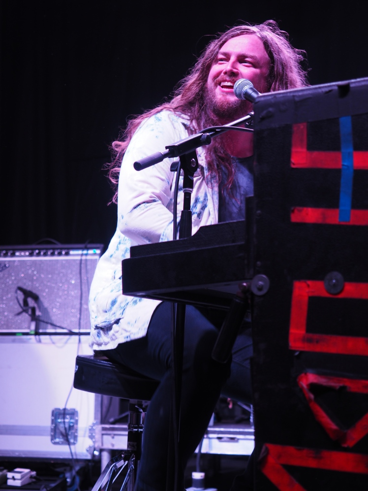 J Roddy Walston and The Business at MoonTower Music Festival