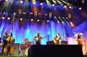 The Avett Brothers at Lou Fest