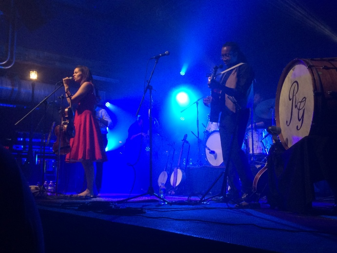Rhiannon Giddens at Mercury Ballroom