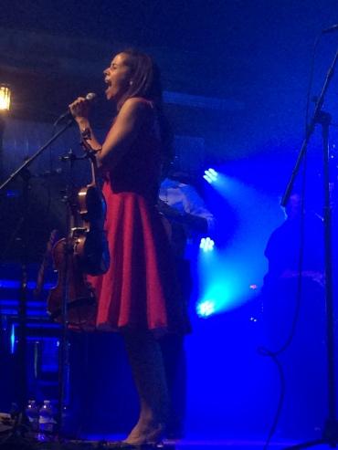 Rhiannon Giddens at Mercury Ballroom