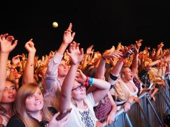YTG Fans at Lou Fest