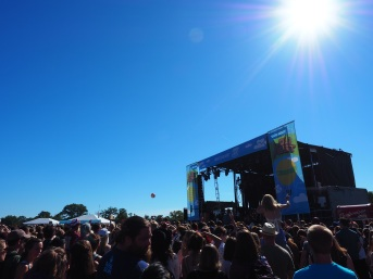 Sunday at Lou Fest