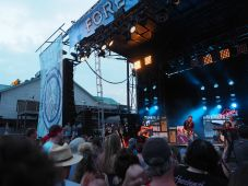 Houndmouth at Forecastle 2015