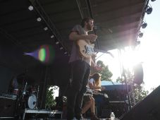 The Lonely Biscuit at Moontower Music Festival
