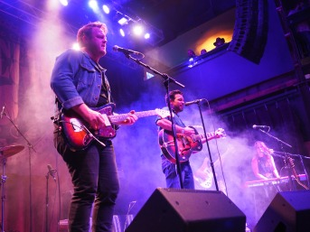 The Lone Bellow at Mercury Ballroom