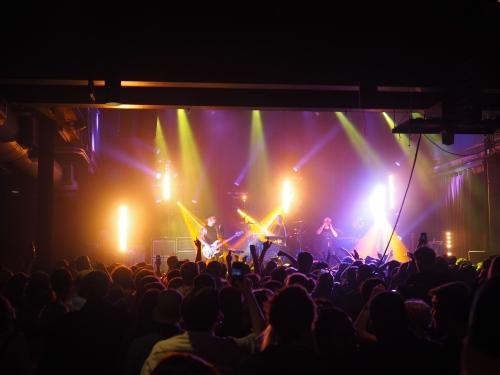 Cherub at Mercury Ballroom