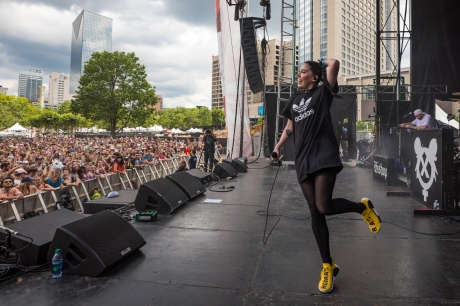 Bishop Briggs (📷: aLIVE Coverage)