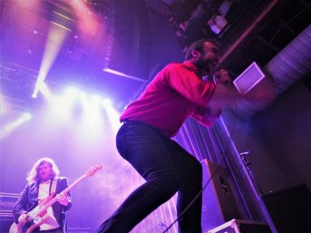 Future Islands at Mercury Ballroom