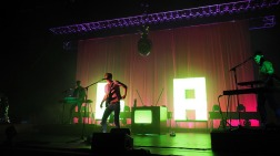Glass Animals at Iroquois Amphitheater