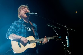 Ed Sheeran (📷: Glenn Hirsch)