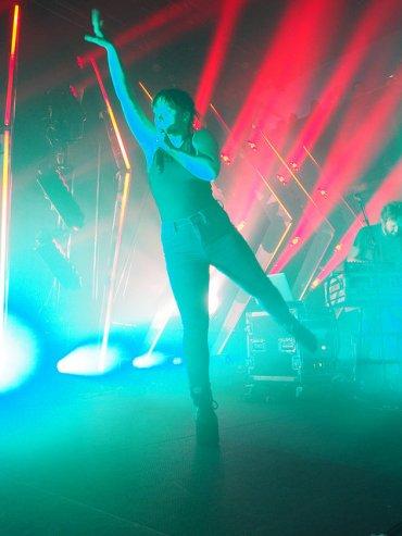 Sylvan Esso | Mercury Ballroom 9.28.17