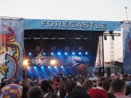 Run The Jewels at Forecastle 2017