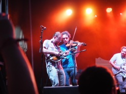 Dave Howard and Scott Moore at Forecastle 2017