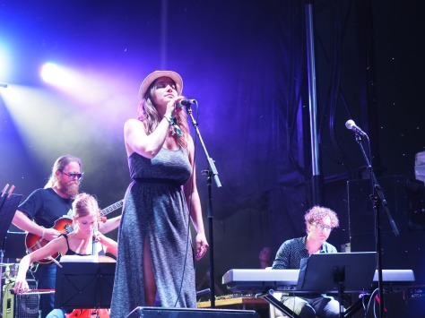 Rachel Grimes at Forecastle 2017